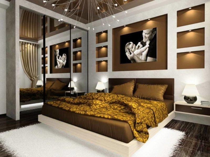 Меблировка спален – инновации и роскошь в меблировке комнат отдыха