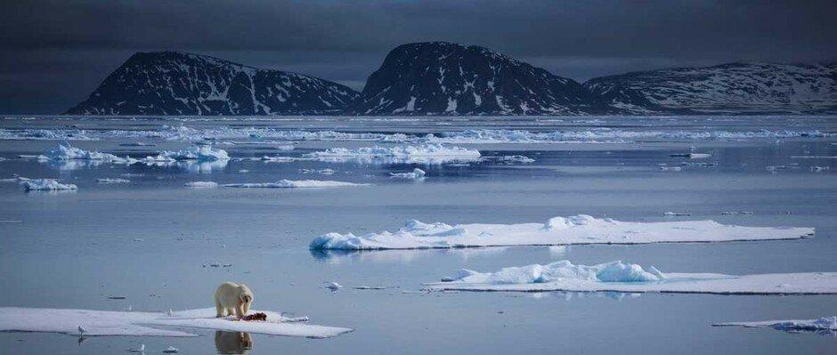 Може глобальне потепління запобігти наступ наступного льодовикового періоду?